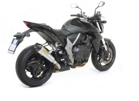 arrow x kone cb1000r exhaust silencer. Black Bedroom Furniture Sets. Home Design Ideas