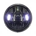 LED Haupt Scheinwerfer EINSATZ AREA mit TFL Ø=143mm E-Geprüft