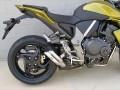 IXIL Auspuff Hyperlow Edelstahl Endtopf Honda CB 1000 R  2008-2016