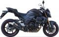 IXIL Auspuff Hyperlow black XL Edelstahl Endtopf Kawasaki Z 750 S/R 07-12
