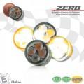 LED SMD Blinker - Positionslicht-Einheit ZERO D=16mm Glas GETÖNT zum EINBAU E-geprüft