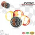 LED SMD Rücklicht - Blinkereinheit ZERO D=16mm Glas GETÖNT zum EINBAU E-geprüft