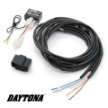DATONA Blinkrelais digital 5-16V 0,1-100W lastunabhängig mit Warnblink + Standlichtfunktion