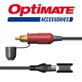 Bordsteckdosen Anschluss (SAE-79) für OptiMate Batterieladegerät