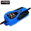 Batterieladegerät / Erhaltungsgerät SHIDO DC 1.0 auch FÜR LITHIUM Batterien/Akku bis 100 Ah