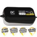 Batterieladegerät BC K900 EVO 12V + CAN-Bus + LI - 1,2Ah bis 100 Ah Aufladung - bis zu 100Ah Erhaltung