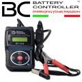 Batterietestgerät BC BT02  6+12 Volt für Nass/Gel/AGM/VRLA und Standard Batterien