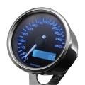 DAYTONA Digitaler Tacho VELONA D=60 mm bis 260 km/h