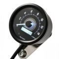 DAYTONA Digitaler Drehzahlmesser NEW VELONA 2 mit Schaltblitz D=60mm bis 15.000U/Min