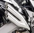 Hurric pro 2 Auspuff HONDA CBR 600 F 11- Slip on