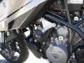 LSL Sturzpad Befestigungskit SCHWARZ KTM 990 SUPERMOTO SMT 09-13 LC8