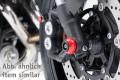 LSL CrashBalls VORNE Achsprotektoren Ducati MONSTER 821 2014-