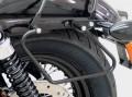 FEHLING® Packtaschenhalter schwarz für HARLEY DAVIDSON Sportster Evo ab Bj. 2004 - Custom Roadster/Low Nightster/Iron Forty-Eight