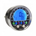 Acewell ACE-2853 Motorrad Multifunktions Instrument mit Tachometer + Drehzahlmesser