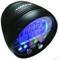 Acewell ACE-2853 Alugehäuse schwarz Motorrad Multifunktions Instrument mit Tachometer + Drehzahlmesser