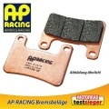 AP-RACING® Bremsbeläge mit ABE BMW R 850 RT (259) 1998-2003 vorne
