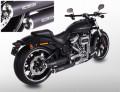 Harley Davidson Auspuffanlage Breakout  107/114 CUI - MW8