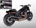 Harley Davidson Auspuffanlage Fat Bob 107/114 CUI - MW8