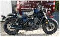 Honda CMX 500 Rebel Auspuffanlage Custom