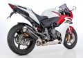 Shark Auspuff Carbon Competition DSX 1 elliptisch EG/BE Slip on HONDA CBR 600 F 11-