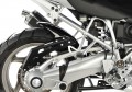 BODYSTYLE Hinterradabdeckung BMW R 1200 GS 06-12 schwarz