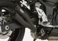 Hurric pro 2 Auspuff BLACK BMW S 1000 RR 10- Slip on