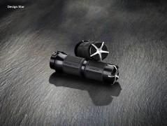 Wunderkind Lenkergriffe Star E Gas für Triumph Bonneville Bobber 1200 ab 17-