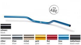 LSL ALUMINIUM Lenker SUPERBIKE A01 mit ABE 22mm 7/8