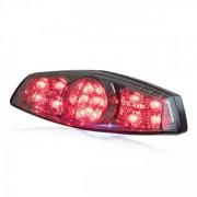 LED Rücklicht Lucas Style getöntes Glas E-geprüft
