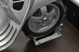 Motorradständer Radwippe STEADYSTAND MOBIL SCOOTER zum flexiblen Einsatz