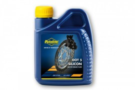 Putoline Bremsflüssigkeit Brakefluid DOT 5 SILICON 0,5 Liter