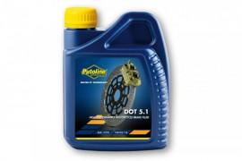 Putoline Bremsflüssigkeit Brakefluid DOT 5.1 synthetisch 0,5 Liter