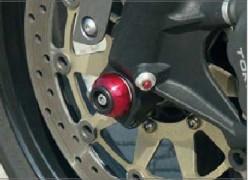 LSL CrashBalls VORNE Achsprotektoren Honda CB 650 RA 19-