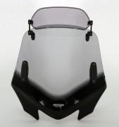 Verkleidungsscheibe MRA V-Flow X-Creen Sport Z Rauchgrau