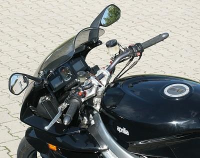 Motorcycle Handlebar Risers Honda